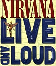 nirvana live loud dvd