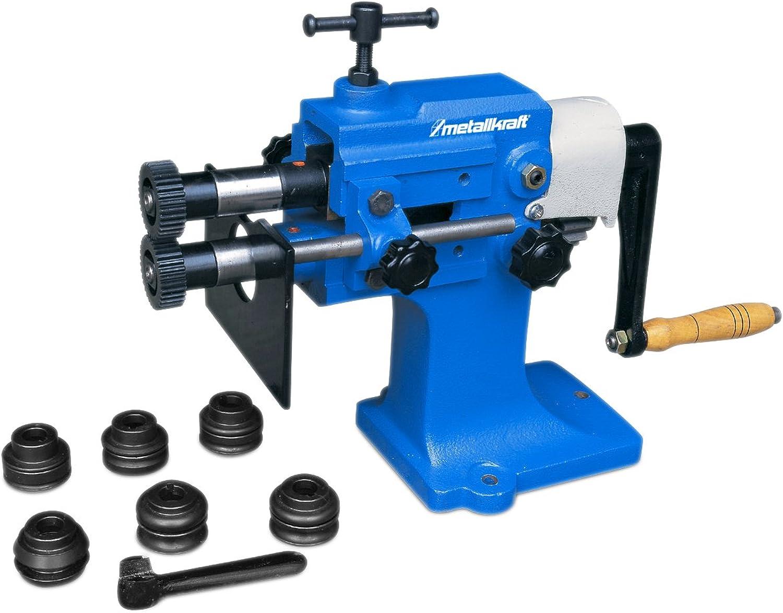 Metallkraft Bördelgerät manuell SBM 110 – 08 Länge Rolle 110 mm B00P7O8RM2 | Verschiedene