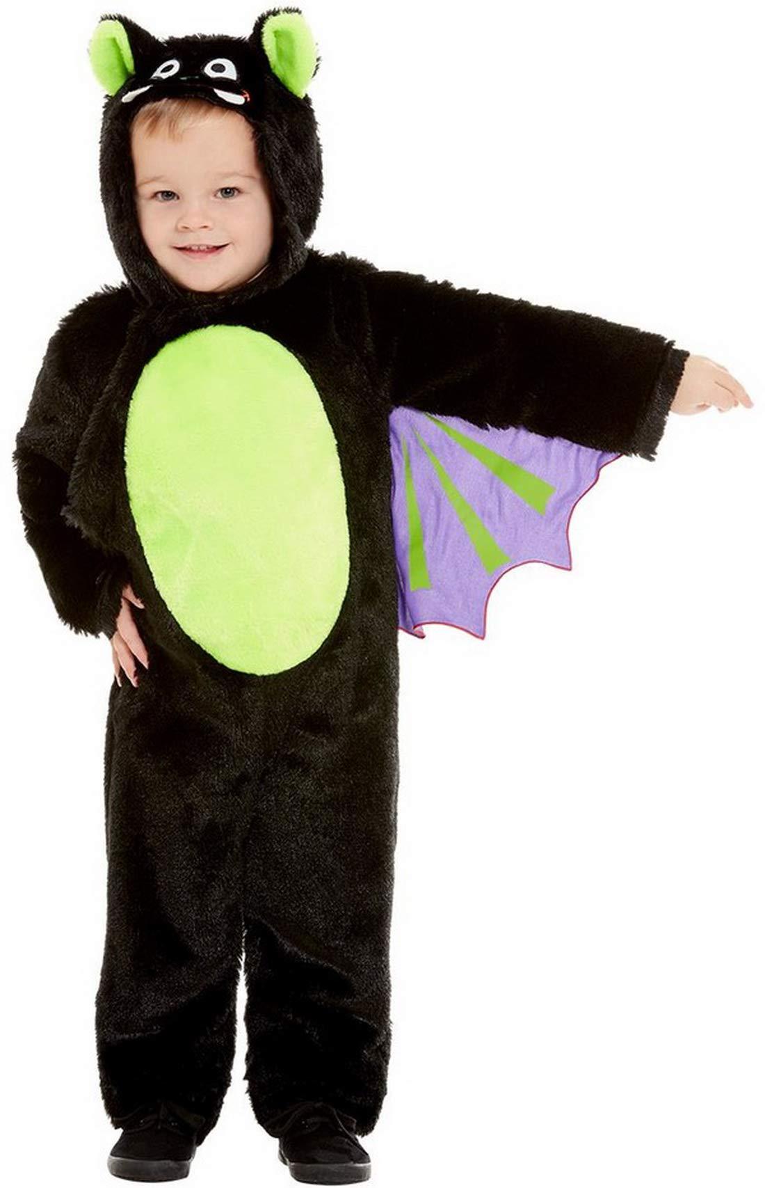 Disfraz de murciélago de Halloween para niña, Mono de Felpa ...