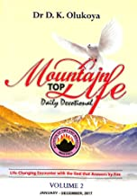 Mountain Top Life Daily Devotional: Volume 2 & 2B January - December 2017