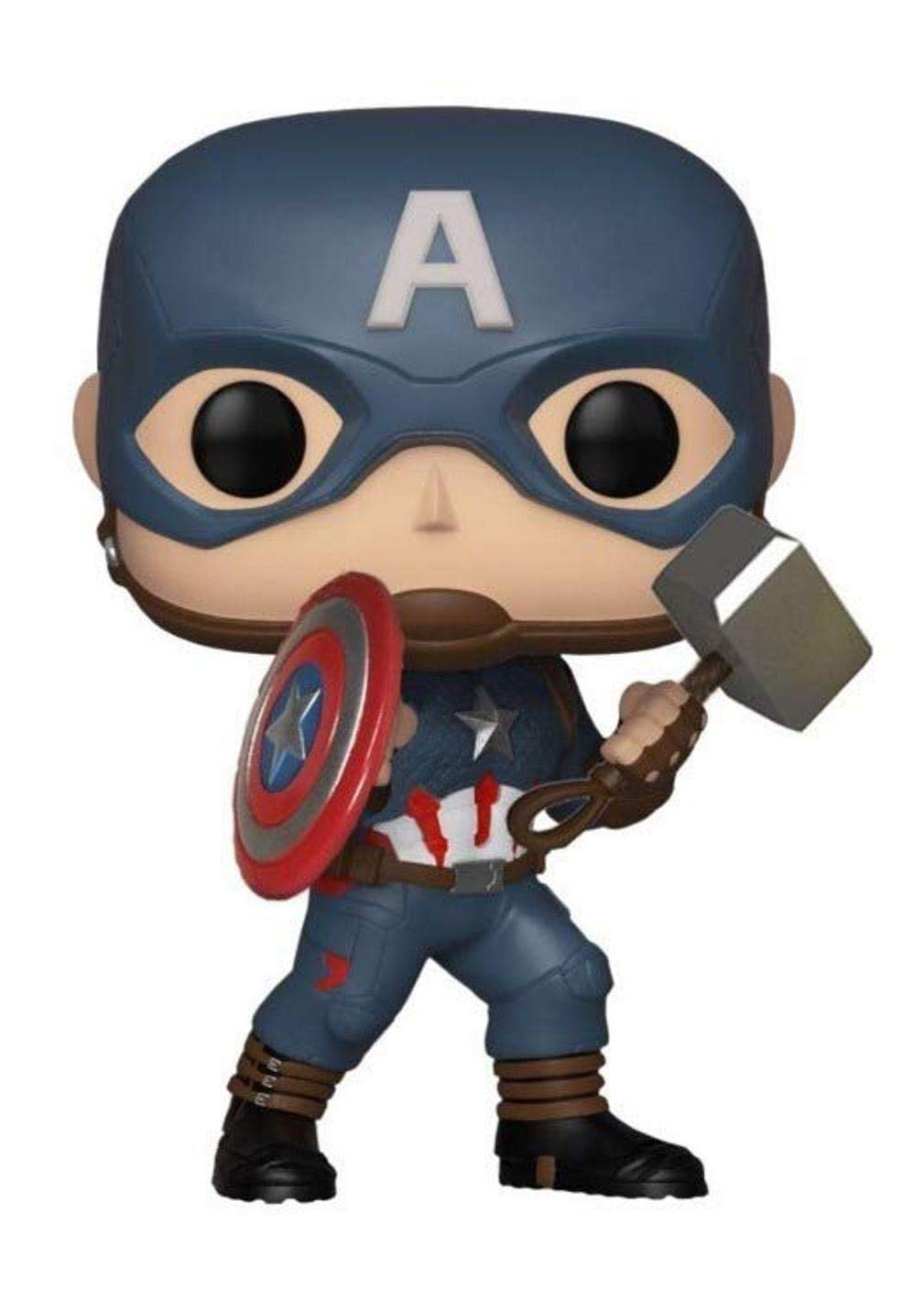 Venin Captain America Collectible Figure-Parfait Boîte avai Funko POP Marvel