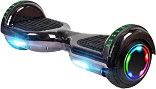 UNI-SUN Chrome Hoverboard for Kids, 6.5