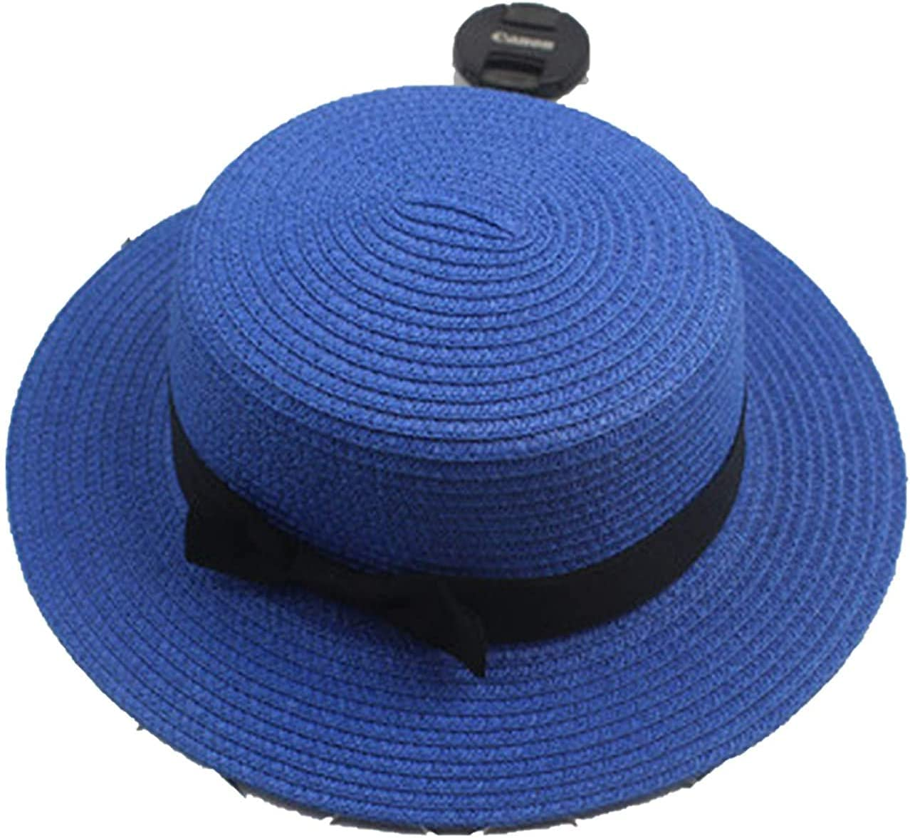 Hat Cute sold out Bow Hand Made Women Straw Brim Sum Beach Casual Cap San Antonio Mall Big