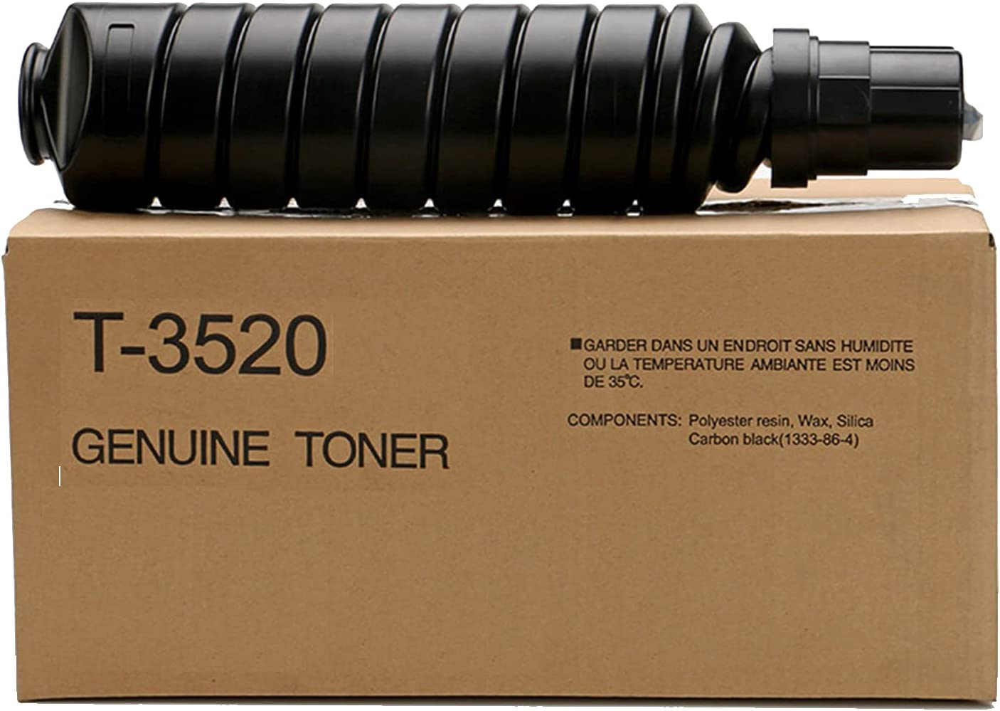 SSBY Compatible Toner Cartridge Replacement for Toshiba T-3520 C/D/E,to Use with E-Studio 350 450 352 452 352S 452S Printer Black
