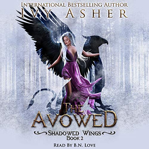 The Avowed Audiobook By Ivy Asher cover art