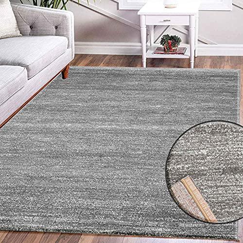 Vimoda -   Teppich Modern Grau