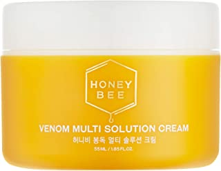 [TRUE ISLAND] HONEY BEE VENOM MULTI SOLUTION CREAM (55g) l Korean Bee Venom all in one face cream