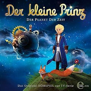 Der Planet der Zeit. Das Original-Hörspiel zur TV-Serie Titelbild