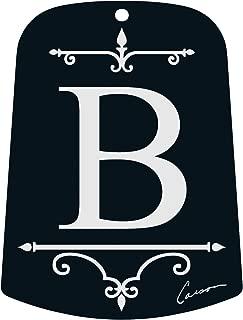 Monogram Windchime Sail, Letter B