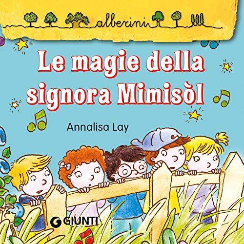 Le magie della signora Mimisòl audiobook cover art