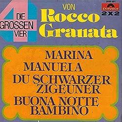 Die großen 4 von Rocco Granata-Marina,Manuela,Du schwarzer Zigeuner,Buona Notte Bambino (1973)(2x7