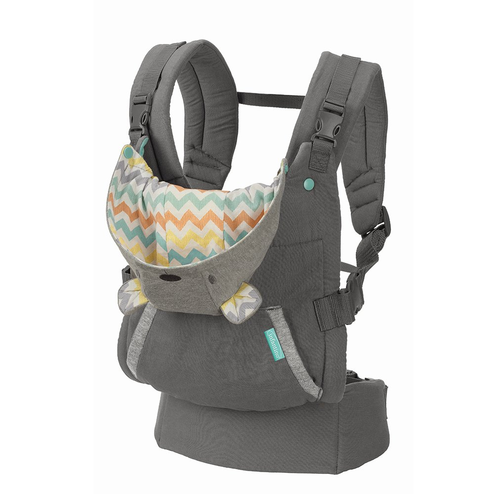 Infantino Cuddle Ergonomic Hoodie Carrier
