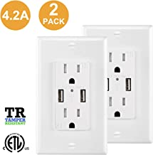 Best pass seymour usb charger outlet Reviews