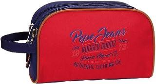 Neceser Pepe Jeans Jake doble compartimento