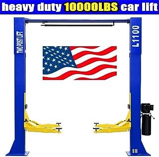 CHIEN RONG CR 10,000lbs Car Lift L1100 220V 2 Post Lift Car Auto Truck Hoist 12 Month Warranty
