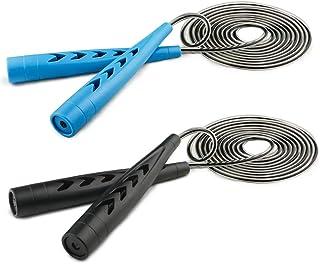 Fengzio springtouw voor kinderen, springtouw met teller & comfortabele handgrepen Speed Rope Skipping Rope voor fitness en...