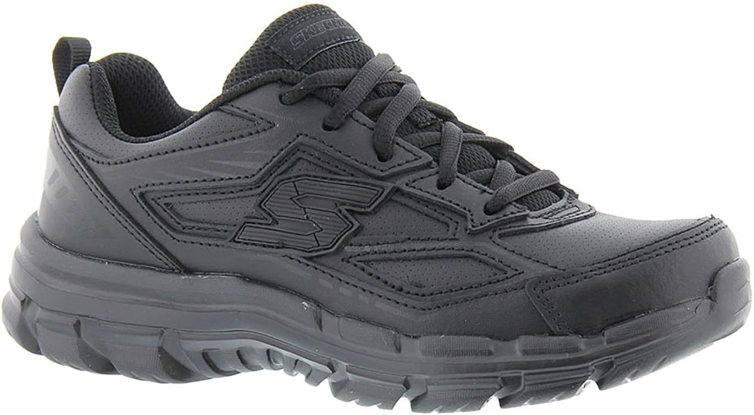 Skechers Nitrate-Extra Credit Boys' Toddler-Youth Sneaker