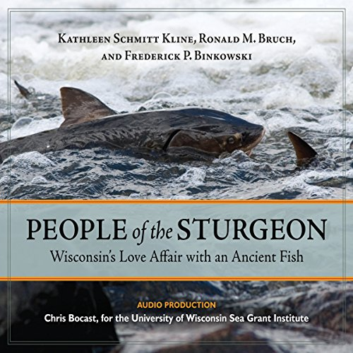People of the Sturgeon audiobook cover art