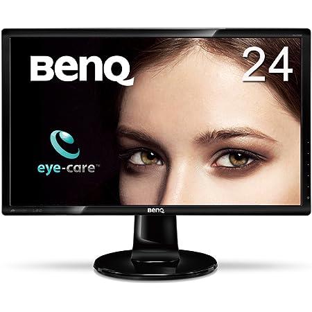 BenQ モニター ディスプレイ GL2460HM 24インチ/フルHD/TN/HDMI,VGA,DVI端子