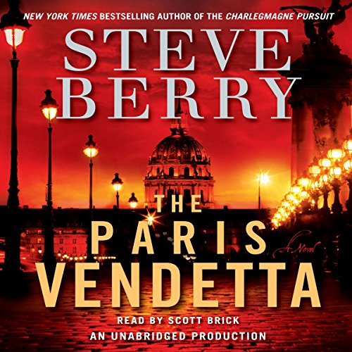 Couverture de The Paris Vendetta