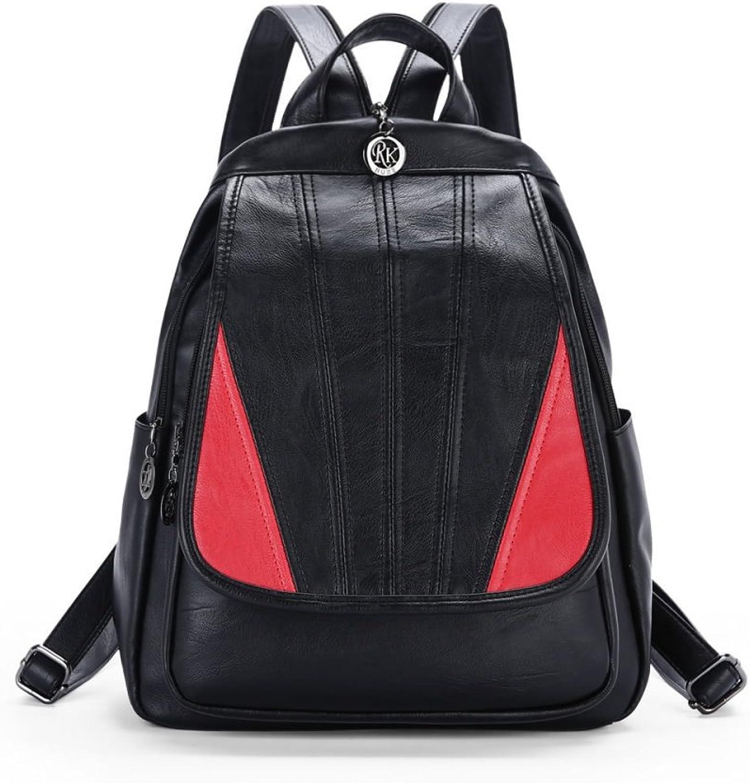 DHFUD Rucksack Frauen Casual Fashion Student Tasche Tasche Tasche B079DJ9KLK  Super Handwerkskunst 284539