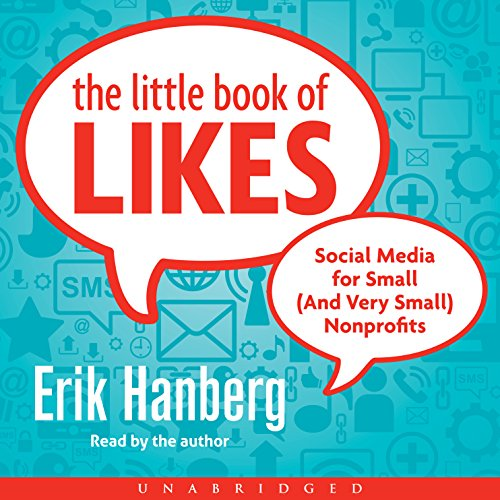 The Little Book of Likes audiobook cover art