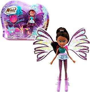 Winx Club - Sirenix Mini Magic - Layla Doll with Transformation