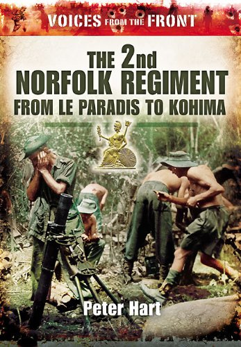 The 2nd Norfolk Regiment: From Le Paradis to Kohima (Voices from the Front)