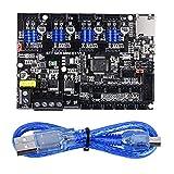 BIGTREETECH SKR Mini E3 V1.2 Control Board 32 Bit with TMC2209 UART Driver DIY 3D Printer Mainboard for Creality Ender3, Compatible TFT35 E3, TFT35, TFT43, TFT50, TFT70 Display