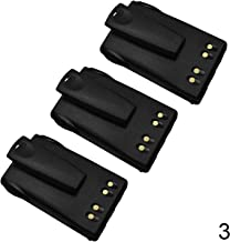Mighty Max Battery JMNN4023 Battery with Clip for Motorola EX500 / EX600-3 Pack Brand Product