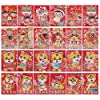 Cabilock 60個の中国赤封筒年2022ラッキーマネーパケット中国tiger Year香港バオギフト貯金封筒現金ホルダー春祭月面新年の結婚式