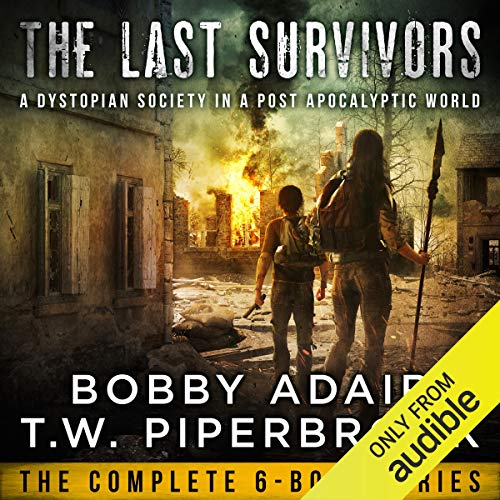 The Last Survivors Box Set  By  cover art