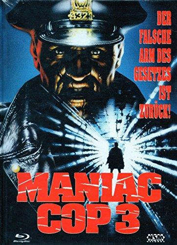 Maniac Cop 3 - Mediabook -