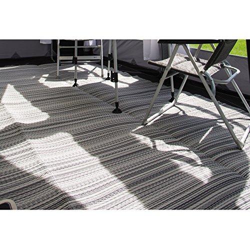 Siehe Beschreibung Vorzeltteppich Markisenteppich 250x600 GRAU Zeltteppich Zeltunterlage Outdoor Camping Vorzelt Teppich Campingteppich Vorzeltboden Zeltboden Terasse XL Picknickdecke Poolunterlage