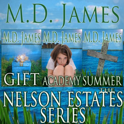 Nelson Estates Series: Box Set audiobook cover art