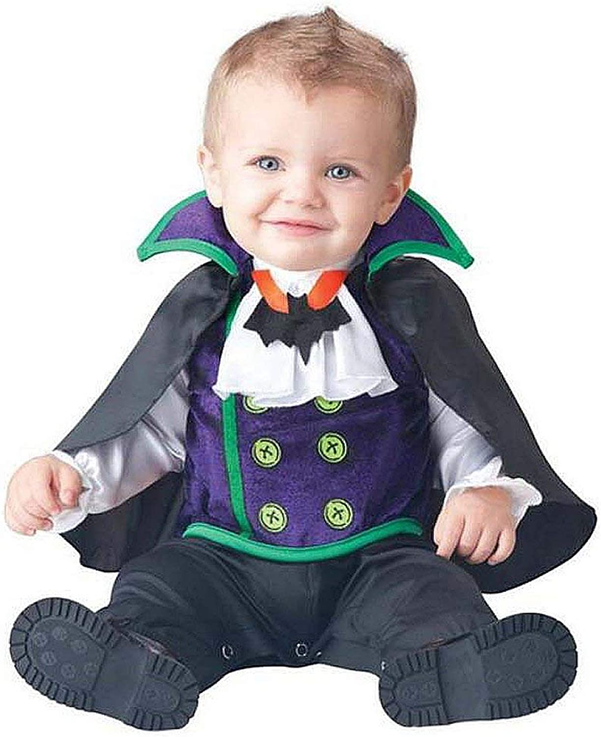 XXOO Toddler Baby Boys Infant Vampire Halloween Costume Outfits