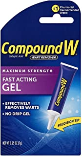 MAXIMUM STRENGTH WART REMOVER FAST ACTING GEL#1