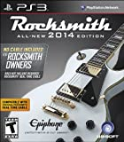 Rocksmith 2014 Edition - 'No Cable Included' Version for Rocksmith Owners - Playstation 3