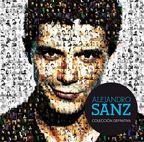 Alejandro Sanz - Colección Definitiva (2 LP-Vinilo + CD)