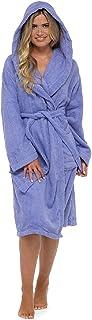 CityComfort Señoras Robe Luxury Terry Toweling algodón
