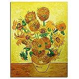 Fokenzary Ölgemälde auf Leinwand Motiv Vincent Van Gogh