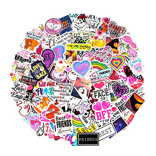 Family Stickers 150 Piece, Iovely and Interesting Iove Stickers for...