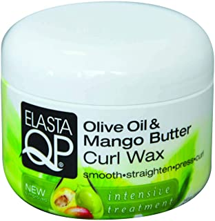 Elasta QP Olive Oil& Mango Butter Curl Wax 5 oz by ElastaQP