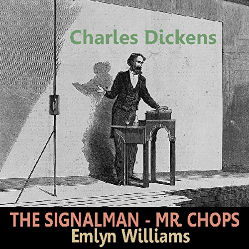 'The Signal Man' and 'Mr. Chops' cover art