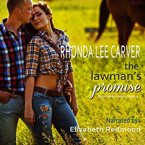The Lawman's Promise audiobook cover art