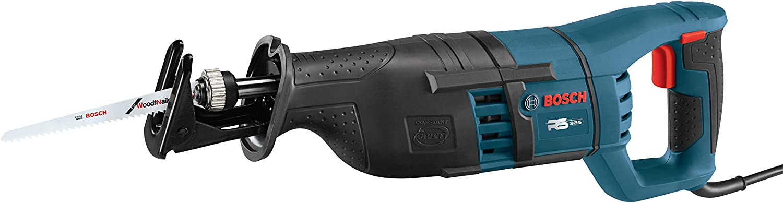 BOSCH RS325 Dallas Mall 120-Volt 12-Amp Reciprocating Blue Rare - US Saw