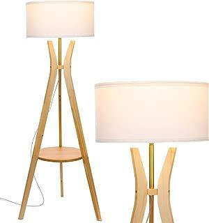 Best floor lamps wood Reviews