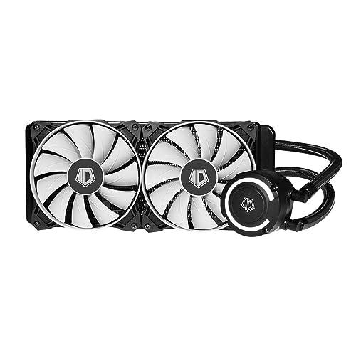 iD-Cooling Frostflow+ 240 Ventilateur de Processeur CPU 277 × 120 × 27 mm