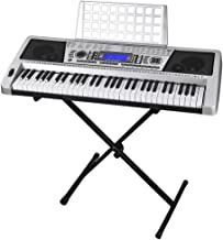 61 Key LCD Display Electronic Keyboard 37
