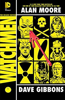 Watchmen: The Deluxe Edition (English Edition) par [ALAN MOORE, DAVE GIBBONS, Dave Gibbons]